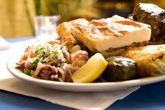 Nanaimo Restaurant on Vancouver Island: Asteras Greek Taverna