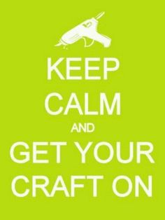 Crafting at BUPL: check out our monthly calendar for dates and times!