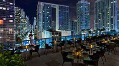 Miami Rooftop Bars | MiamiAndBeaches.com