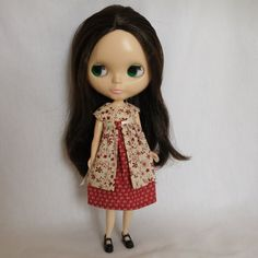 Novalee Dress for Blythe by AnneArchy on Etsy, $10.00