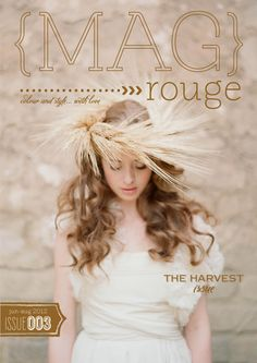{MAG}Rouge Issue 3 - The Harvest Issue