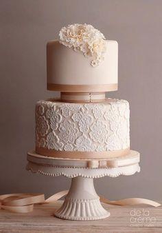 Wedding cake inspiration. #weddingcakes