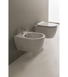 5520CL Scarabeo  Scarabeo Moon Vegghengt toalett 505x360 mm, Uten skyllekant, Hvit Bad, Sink, Objects, Bathtub, Design, Home Decor, Bathrooms, Moon, Contemporary Ceramics