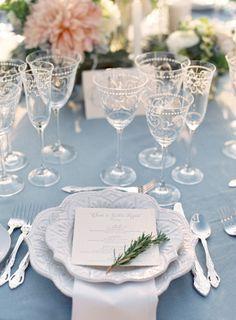 Bruna's Blue Wedding