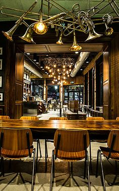 4 | Starbucks Channels Old-World Mysticism In New Big Easy Store | Co.Design | business + design#4