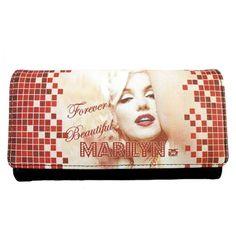 Disco Marilyn Monroe Wallet