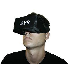 2a75cc0237f Stimuli 2VR review. Virtual Reality GlassesVirtual ...