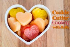 Cookie Cutter Cooking with Kids