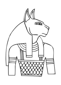 Ancient Egyptian Gods  info on gods and how to draw them Cool