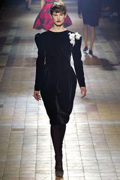 Lanvin Fall 2013 Ready-to-Wear Fashion Show - Saskia de Brauw (Viva)