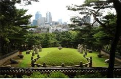 Seolleung: King's tomb offers respite for city slickers