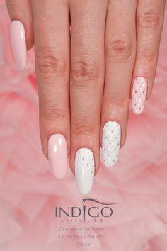 манікюра для дівчат, які віддають перевагу нюдовому манікюру by Paulina Walaszczyk Indigo Nails Lab - Find more Inspiration at digo-by Paulina Walaszczyk Indigo Nails Lab - Find more Inspiration at digo- White Nails, Pink Nails, Nail Lab, Toe Nails, Stiletto Nails, Coffin Nails, Indigo Nails, Luxury Nails, Manicure E Pedicure