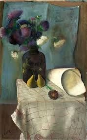Image result for modern 20th century painters still life fruit o'keefe