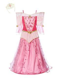 Boys Kids Pink Sleeping Beauty Disney Costume (2-10 years) | Tu clothing