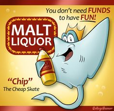If Alcohol Had Mascots Like Cereal - Image 1