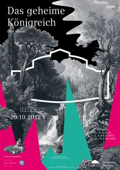 Fons Hickman – Poster campaign for Semper Opera Dresden