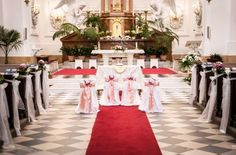 obrad kostel dekorace - Hledat Googlem