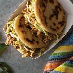 Make your own gorditas at home with our #HEBrecipe for Stewed Chicken Gorditas.