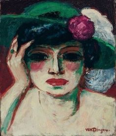 I am so glad to post about kees Van Dongen who is my favoriate artist. He was a Dutch painter and central figure of an avant-garde wave. He's inspired and influenced by impressionists and the…