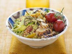 cous-cous-con-pollo-e-verdure-grigliate
