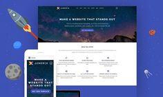 Jumerix: nowy uniwersalny szablon Joomla od TemplateMonster
