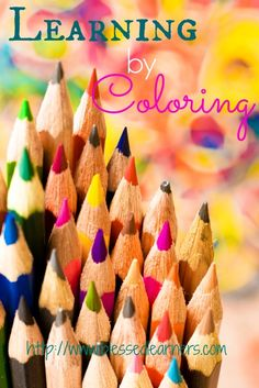 We cannot underestimate coloring activities as we learning by coloring will make learners absorb the materials better toward some extend.