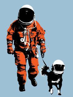 Universe Astronomy Design - Unisex T-Shirt Astronaut Drawing, Astronaut Illustration, Astronaut Tattoo, Astronaut Wallpaper, Dog Suit, Cosmic Art, Space Artwork, Desenho Tattoo, Science Fiction Art