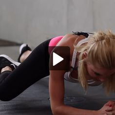 Give your core the best possible workout with this variation on the traditional plank.   Click here for more workout videos       More from The Running Bug     Super intense six-pakc abs workout   The ultimate plank workout   Train like an Angel...