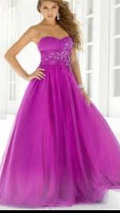 Cute magenta dress
