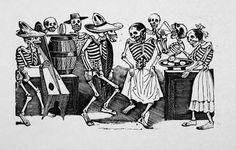 #Киев, Я #Галерея - #Фотовыставка «Смерть имеет разрешение» (13-22 ноября) http://artexpoua.blogspot.com/2013/11/blog-post_7.html Совместно с посольством Мексики в Украине. Выставка посвящена мексиканскому граверу, иллюстратору и карикатуристу, известному своими изображениями жанровых сцен, гравюрами социально-политического характера и изображениями Калаверы (черепов), скелетов, в том числе известным изображением «La Calavera de la Catrina» (череп модницы)