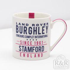 Joules Official Burghley Porcelain Mug - £6.56