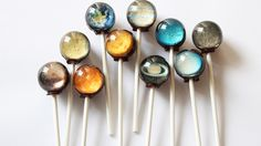 Planet Lollipops Are The Confectionery Treats That Are Out Of This World - Pretty 52
