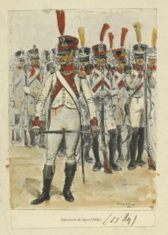 Infantry of the line (1806)