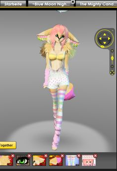 new furry outfit~ imvu