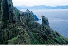 Rick Steves' Europe: Ring of Kerry, Ireland, where fish once ...