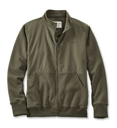 Just found this Fleece-Lined Sweat Jacket On Orvis.com! Size Medium