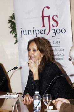 María Dueñas en el Club Diario de Mallorca.  #juniper300 #latinoheritage #majorca2013 #marcaespaña