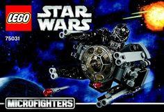 Star Wars Microfighters - Clone Turbo Tank [Lego 75031]