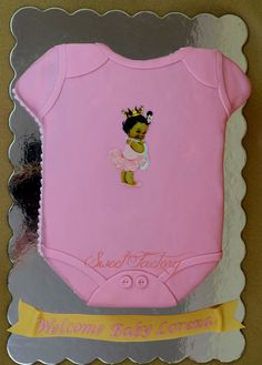One Size And Bib Cookie Favor With A Touch Of Shabby Style Baby