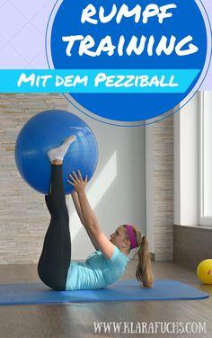 Hier gibt's ein Rumpfworkout für euren Bauch, Rücken und auch Oberkörper! :-)