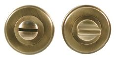 M.Marcus Heritage V4045 Antique Brass Concealed Thumbturn Antique brass concealed fixing thumbturn and emergency release diameter measures 50mm. This antique brass door fitting is part of the Heritage Brass collection and is supplied complete with 5mm connec http://www.MightGet.com/january-2017-12/m-marcus-heritage-v4045-antique-brass-concealed-thumbturn.asp
