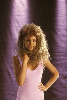 Whitney Houston Style Evolution