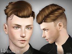 Found in TSR Category 'Male Sims 3 Hairstyles' 3 Haircut, Download Hair, Sims Hair, Sims Resource, Club, Sims 3, Hair Cuts, Female, Hair Styles