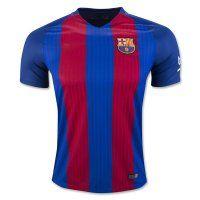 16-17 Football Shirt Barcelona Cheap Home Replica Jersey