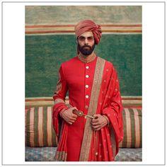 Sabyasachi Suits, Sabyasachi Collection, Shyamal And Bhumika, Indian Wedding Planning, How To Look Handsome, Indian Groom, Indian Heritage, Elegant Saree, Groom Wear