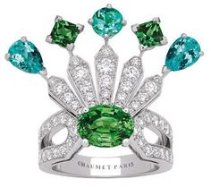 Chaumet Collection Of Josephine Ring