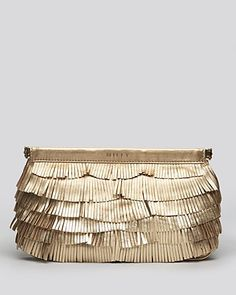 Milly Clutch - Nikki Fringe Facile | Bloomingdale's