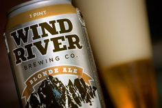 Wind River Brewing Co. Cans