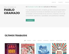 """Check out new work on my @Behance portfolio: """"Web Portfolio/C.V."""" http://be.net/gallery/47756953/Web-PortfolioCV"""