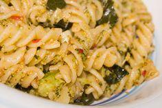 Fusilli piccanti con broccoli e 'nduja